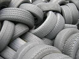 USED TIRES OF ASSORTED SIZES ON SALE NOW
