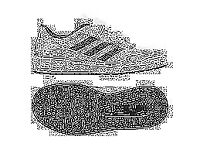 Genuine ADIDAS AltaSport women size 4 36.5 running shoes trainers sneakers