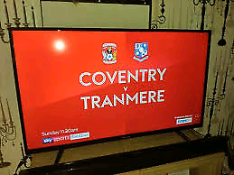 "50"" SMART WIFI POLAROID LED TV WITH FREEVIEW"