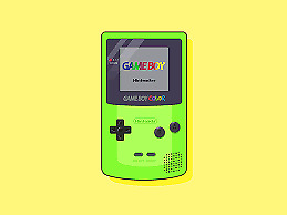 Looking for a Game Boy Color