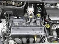 06 mini engine 1.6 breaking