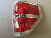 Passenger Side F150 Tail Light 2009-2013  Factory OEM TakeOff