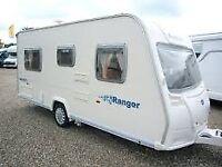 Bailey Ranger Series 5 460/4 Touring Caravan