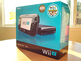Wanted: Box with inserts for wii u