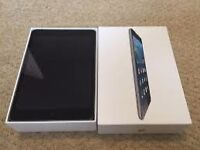 APPLE IPAD MINI 2 16GB WIFI MINT CONDITION BOXED COMES WITH WARRANTY AND ALL ACCESSORIES BOXED
