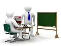 Private tutor/teacher for primary/secondary/sixth form Maths, English, Computing & Science