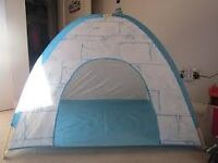 Childrens Play Tent (Koja) - Sealed.