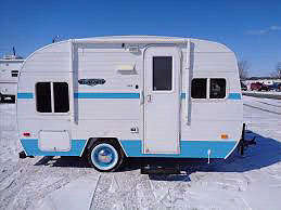 Iso camper or trailer for family