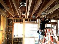Fully  Licensed  Electrician, LOW RATES,  FREE  QUOTES  343-2462