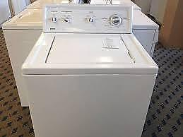 Heavy Duty Large Capacity Top Load WASHER $290 - Front Load $375 serving Sherwood Park and Area since 1981
