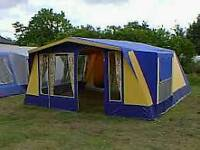 Suncamp tent