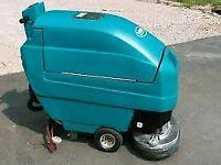 tennant 5400 scrubber dryer