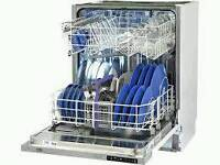 NEW!!!BEKO DIN15210 FULL SIZE INTEGRATED DISHWASHER RRP - £269 WITH 12 MONTHS WARRANTY