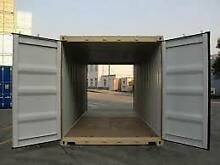 NEW HIGH CUBE 20FT DOUBLE DOORED SHIPPING CONTAINERS Goondiwindi Goondiwindi Area Preview