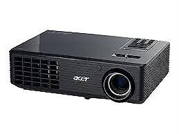 Acer X110 Projector in a very good condition