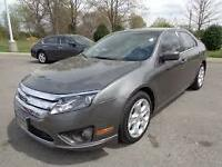 2010 FORD FUSION SE  FULLY LOADED  ONE OWNER