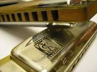 Got the Blues ?? Need Harmonica Lessons .... Call now...!