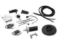 Merc ELECTRIC START CONVERSION KIT Fits 8hp and 9.9hp  05-06 Prince George British Columbia Preview