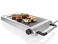 SILVERCREST 1200Watt Ceran Grill Quick Heating and Perfect Heat Distribution