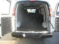 Petit demenagement,Small moving with chevy express-20$/h-10 ft l