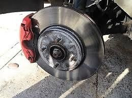 St170 calipers pads and new discs rs turbo cosworth focus brakes px swap