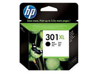 HP 301 XL Black Ink Cartridge