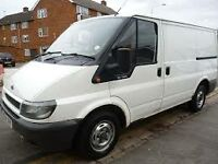 05 transit swb full psv very clean and tidy