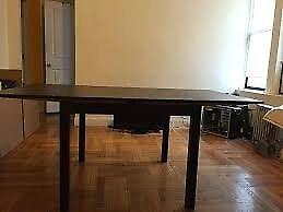 Ikea extendable table Like BJURSTA