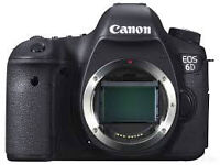 Canon EOS 6D body for sell.