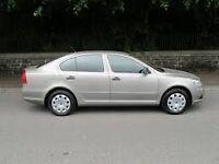 Skoda Octavia diesel ex private hire taxi