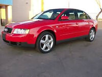 AUDI A4 2.0i 2004 FOR PARTS!