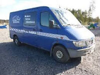 wanted mercedes sprinter 208d 212d 308d 310d 312d non cdi models