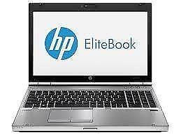HP Elitebook 8570p - i5-3320m 2.6 Ghz - 4 Go - 320 Go  - Win7 Pro