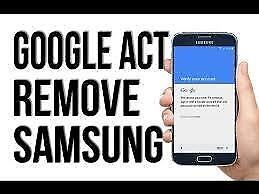 Google lock removal, FRP removal from Samsung, LG, Sony etc.