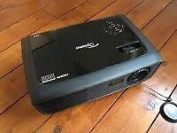 Optoma HD600X-LV DLP Video Projector Full HD 1080i