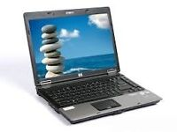 PROFESSIONALLY REFURBISHED HP 6530 LAPTOP 2GB RAM 250GB HDD INTEL DUO MS OFFICE 6 MTH WRNTY VGC