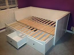 IKEA DAY BED SINGLE - WHITE Adamstown Newcastle Area Preview