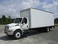 Moving, Delivery? 24 ft truck. Call 587-437-6445