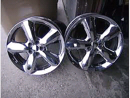 Wanted!!17 Inch Pt Cruiser rims!!