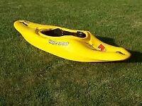 Wavesport 6.0 big Ez kayak