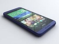HTC DESIRE 610 IN BLUE UNLOCKED TO ANY NETWORKS