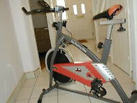 Body Sculpture Bike with Calorie and milage tracker. Ready to ride perfect working order