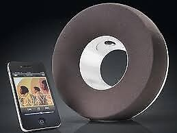 Philips Fidelio Sound Ring Wireless speakers with airplay.