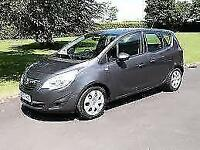 Vauxhall/Opel Meriva 1.4 16v ( 100ps ) Exclusiv MPV 5 Door Hatch Back
