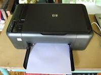 HP DESKJET PRINTER F2480