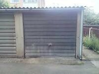 Garage for rental