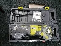 RYOBI Reciprocating Sabre Saw incl. 3 Blades, Allen key in Hard Case Brand new in sealed box