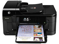 New HP Officejet 6500A Plus Printer + Manual