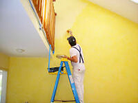 Golden Paint for your House painting Jobs
