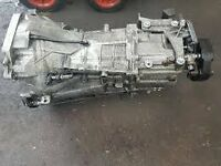 ford transit mk7 2.4 rwd 6 speed gearbox located kilmarnock
